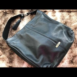 Coach Avy Leather Hobo